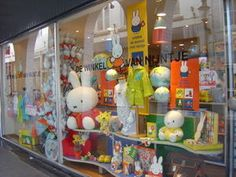 Whoa ! There is a Miffy shop in this place called Vaals.  I think its in Germany. I want to go !