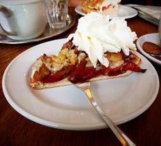 Samstagskuchen #burtscheid #aachen #kuchen #cake #coffee #cream #sahne #foodporn