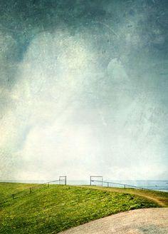 'Gate' von Vera Kämpfe bei artflakes.com als Poster oder Kunstdruck $27.72