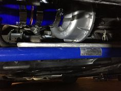 Christian's RX7 FD EWP and Cusco Front Sway Bar done ready for 7stock 19