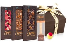 Chocomize - make your own custom chocolate bar! Shipped straight to your door with an ice pack.