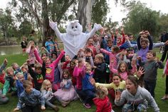 A multiple award winning resort style caravan park located on the banks of the Edward River. Easter 2014, Holiday Park, Easter Celebration, Resort Style, Activities For Kids, Have Fun, Celebrations, Kid Activities, Kid Crafts