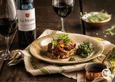 Swiss Chard Recipes, Wonderful Recipe, Oven Roast, Cabernet Sauvignon, Pulled Pork, Lentils, Lazy, Grains, Yummy Food