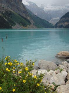 Beautiful Lake Louise Canada, River, Mountains, Nature, Outdoor, Beautiful, Outdoors, Naturaleza, Outdoor Games
