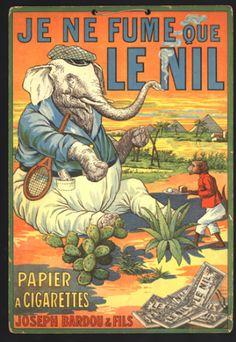 Papier à cigarettes Le Nil