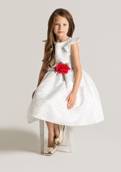 Looking for the perfect dress for your flower girl? Papilio has one for that special little one #papilio #kids #flowergirl #dress #dream wedding
