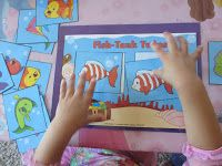 Παιδί και Εργοθεραπεία: Οπτική διάκριση και 7 Δραστηριότητες για την ενίσχ...