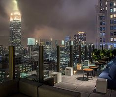 America's Coolest Rooftop Bar: The Skylark