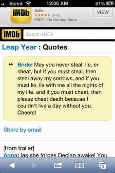 Wedding vow themarriedapp.com hearted <3