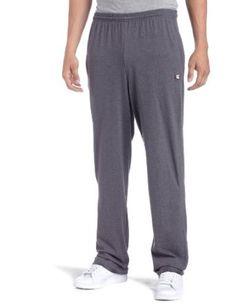 #6: Champion Men's Jersey Pant