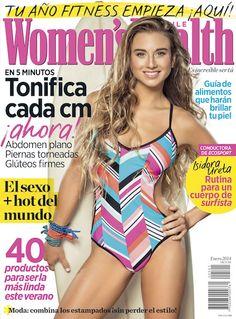 Hoy una nueva edición de Women's Health Isidora Ureta!!!!