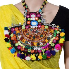 Kutchi Bharat Necklace For Chaniya Choli @Just Rs.799 + Free Shipping | Fashionvalley