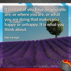 Quote for the day – Dale Carnegie