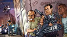 Tapeta GTA V/ Wallpaper GTA V