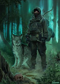Post Apocalypse, Cthulhu, Character Art, Character Design, Post Apocalyptic Art, Outdoor Survival, Military Art, Cool Drawings, Cyberpunk