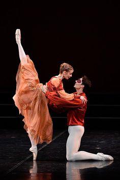Leonore Baulac, Germain Louvet Romeo et Juliette