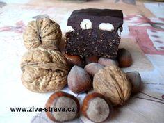 Fíkovka – fíkovo-čokoládový dezert od Anny (raw food) :: Syrová strava Raw Food Recipes, Cookies, Chocolate, Fitness, Desserts, Crack Crackers, Tailgate Desserts, Deserts, Raw Recipes