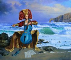 Storm Charmer  2015  -  Michael Cheval
