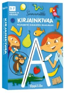 Kirjainkivaa -puuhakortit v. Frosted Flakes, Cereal, Children, Box, Young Children, Boys, Snare Drum, Kids, Breakfast Cereal