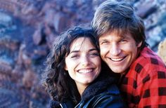 "from ""Starman"" - (Karen Allen, Jeff Bridges)"
