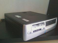 Vintage HP Compaq SFF Desktop PC Hp Computers, Desktop, Vintage, Vintage Comics