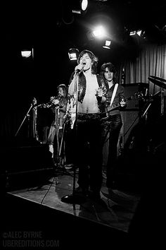 In 1971, The Rolling Stones were at their absolute peak: a band blessed with the Midas touch both in the recording studio and on the stage. Here, rock photographer Alec Byrne captures them at the height of their powers, with 10 intimate and unseen shots of Mick, Keith and co during their club gig at The Marquee in March, 1971. The photographs are part of a new exhibition, overseen by Uber Editions, which opens at LA's Perfect Exposure gallery this month.