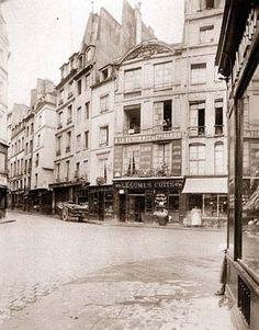 BnF - Eugène Atget - Le vieux Paris