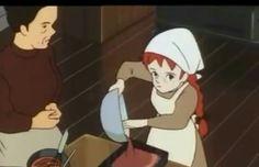Anna dai capelli rossi