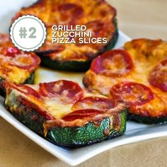The Top Ten Most Popular Low-Carb Zucchini Recipes from KalynsKitchen.com