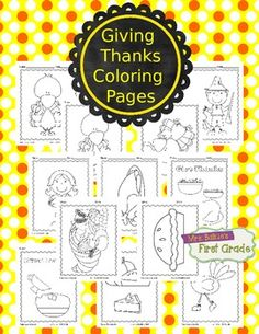 Look at these cool coloring pages! $1