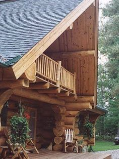 Log Home Porch Designs Front Ga Html on