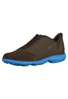 #GEOX #Herren #Sneaker #braun - Toller Low-Sneaker mit NET Breathing System von…