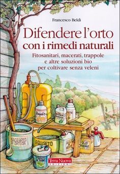 Ecco un manuale veramente utile per chi vuole far l'orto seguendo le regole dell'agricoltura biologica, evitando di utilizzare pesticidi nocivi e chimica che possono avvelenare anche le verdure. Si tratta di un libro che mette insieme la
