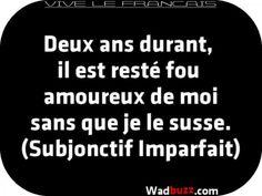 De la poésie de la langue française quand elle est bien employée...