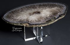Furniturebowls :: Tables :: Geode Decor & Lamps, Mineral Accessories, Amethyst, Rocks, Quartz Crystals, Agate tables | Dallas TX | Empressive GeoDesigns