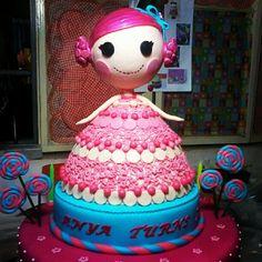 lalaloopsy birthday cake decorations