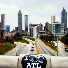 I ❤ ATL! One of my 5 favorite cities  #ATL #Georgia #eastcoast #photography #skyscraper #skyline #atlhoe #atlien #westin #citylife #cityview #cities #travel #wanderlust #bucketlist #downtown #canon #goals #zombie #walkingdead #globetrotter #instatravel #travelgram #destination #Atlanta ✈