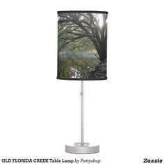 OLD FLORIDA CREEK Table Lamp