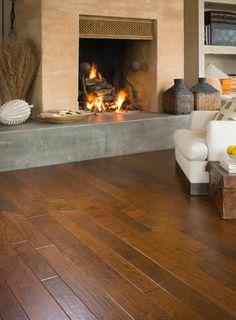 Artisan Hand-Carved Engineered Hardwood Flooring - Verona Arezzo Hickory
