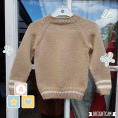 Elisabeth.H hobbyside: Kevins genser fra Julekongen