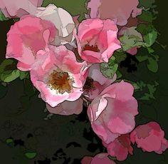 Watercolor by Lynda Logan
