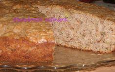 Prăjitură cu banane - de post