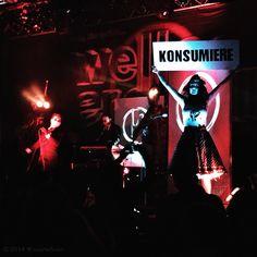 welle: erdball @ Kulturfabrik Krefeld 19.12.2014
