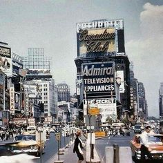Times Square 1959