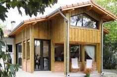 Agrandissement maison on pinterest extension de maison extension maison bo - Camif habitat toulouse ...