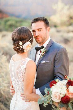 Utah Wedding Photographer | Zion National Park Wedding {Kelly John} | http://www.gideonphoto.com/blog