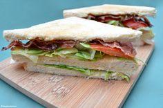 Klassisches Club-Sandwich
