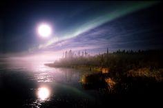 Extraordinary Aurora Landscape Photography - My Modern Met