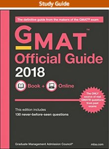GMAT Official Guide 2018 PDF | GMAT Official Guide 2018 EPUB | GMAT Official Guide 2018 MOBI | Read online