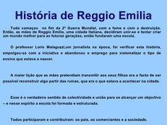 MODELO REGGIO EMILIA - Pesquisa Google